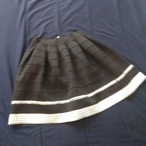 Ashley Stewart High Waist Skirt